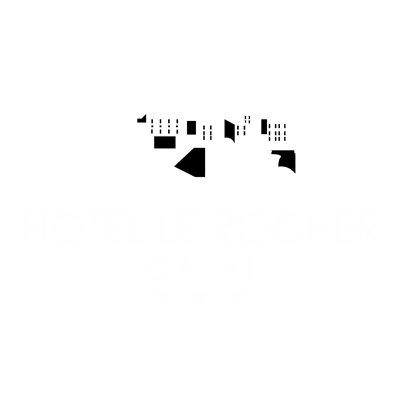 Hôtel Le Rocher, Calvi